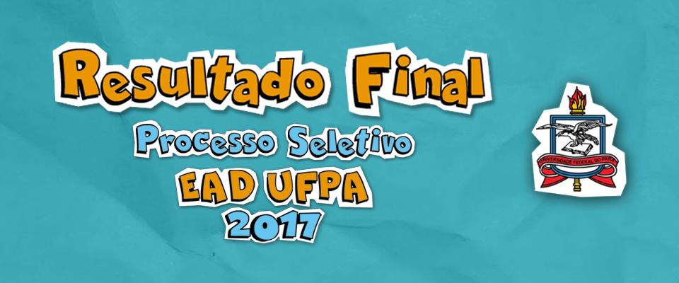 UFPA divulga resultado final do 1º Processo Seletivo Especial de 2017